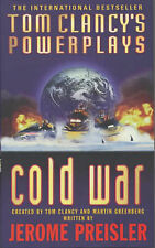 """AS NEW"" Tom Clancy's Power Plays: Cold War, Clancy, Tom, Book"