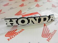 Honda CB 750 four k2 CB 500 k1 tankemblem tankembleme Fuel tank emblem New