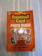 Baseball Card Price Guide 14 Beckett 1992