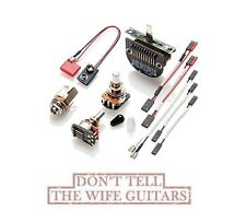 EMG T Set Tele Solderless Conversion Wiring Kit For Telecaster Pickups & Switch