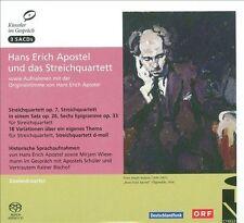 Apostel: Complete String Quartets (Hans Erich Apostel und das Streichquartett),
