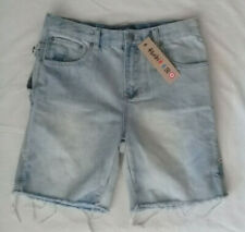 Ksubi Kids Boys Size 16 Denim Shorts
