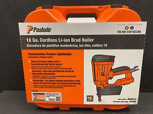 NEW Paslode IM200Li.2 Cordless 18-Gauge Lithium-Ion Brad Nailer 918100