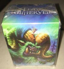 World Of Warcraft Feast de Hiver Veil Deckbox Ensemble pour Carte Wow 10 Comte