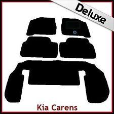 KIA Carens (2000 2001 2002 2003 2004 2005 2006) a Medida Alfombra de coche de lujo 1300g