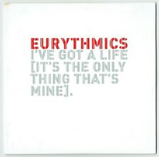 """EURYTHMICS - 5"""" CD - I've Got A Life (It's The Only Thing That's Mine) UK Promo"""