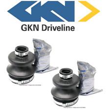Mercedes W124 R129 300D Set of 2 Rear Outer Axle Boot Kit GKN LOEBRO 1243570191