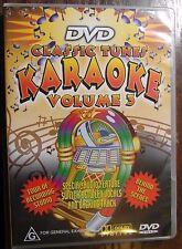 CLASSIC TUNES KARAOKE VOLUME 3 DVD 18 HITS