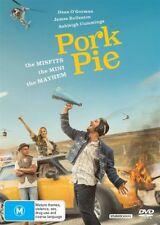 Pork Pie (DVD, 2017) D O'Gorman J Rolleston A Cummings A Prebble LIKE NEW