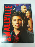 Smallville The Complete Sixth Season 6 - 6 X DVD Inglese