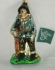 Polonaise Kurt Adler Wizard of Oz Scarecrow 1999 Christmas Ornament