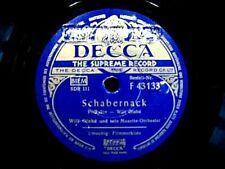 ♫ WILL GLAHE - Schabernack / Flimmerkiste , 1937