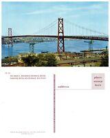 CANADA Postcard -Nova Scotia, The Angus L. MacDonald Memorial Bridge (B24)