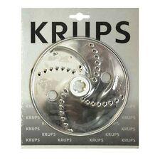 Krups, Moulinex f11e01 Disco di taglio a/D per Variomix, MASTERCHEF, Genius