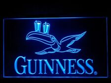 J306B Guinness Toucan Beer For Pub Bar Display Decor Light Sign