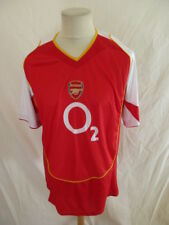 Maillot de football réplica ARSENAL N° 14 HENRY Rouge Taille L