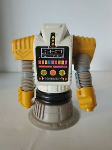 """VTG 1984 Robo Force Sentinel The Protector Action Figure CBS Toys Ideal Toys 5"""""""