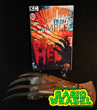 Nightmares from Hell Comic Replica Prop - Elm Street 5 Freddy Krueger