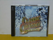 DOPPEL - CD - CLASSIC COUNTRY - TIME LIFE - HOME FOR CHRISTMAS