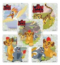 """25 The Lion Guard Stickers, Assorted, 2.5""""x2.5"""" each, Party Favors"""