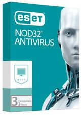 ESET NOD32 Antivirus 11 Genuine Product Key | License | 3 YEARS | 1 PC | NOD 32