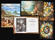 1979 Werkverzeichnis Brueghel Oeuvrekatalog Catalogue raisonne Ertz