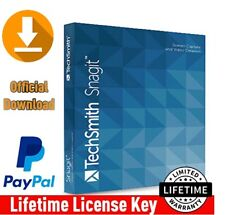 Techsmith Snagit 2020 ? Lifetime License ? Full version Fast Delivery??
