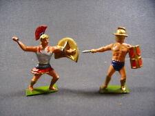 L R figurine plomb creux  GREC ET ROMAIN