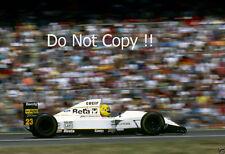 Christian Fittipaldi Minardi allemande M193 Grand prix 1993 photo