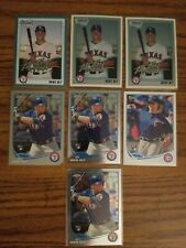 Mike Olt~Rangers/Cubs~7 card lot~ All cards are listed in the description