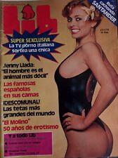 Revista Lib nº162 Jenny Llada, El Molino, Pajares y Esteso,Christine Corda