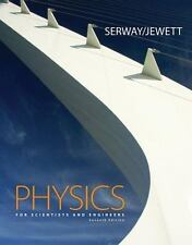 Physics for Scientists and Engineers, Chapters 1-39 (with ThomsonNOW 2-Semester,