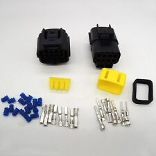 Waterproof Wire 1 set of 8 Pin Way Car Auto Sealed Electrical Set Connector Plug