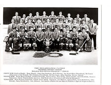 1968 1969 PHILADELPHIA FLYERS 8X10 TEAM PHOTO  HOCKEY NHL