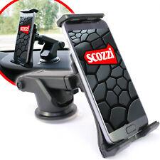 scozzi®Handyhalterung Auto Armaturenbrett Universal KFZ Handy Smartphone Halter