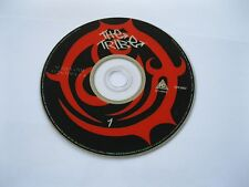 THE TRIBE SEASON 1 - Discs 1,3,4,5,6,7 Disc 2 is missing- DISC ONLY (DS10) {DVD}
