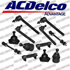 Front Ends Steering Kit Tie Rod Linkages For 2WD Gmc S15 Sonoma Jimmy