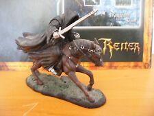 Ringgeist auf Fellbiest Geflügelter Schatten Mordor Herr der Ringe 1:72 Figur