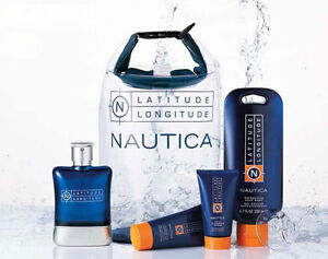 Nautica Latitude Longitude and Competition Each Sold Separately