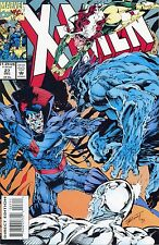 1993  X-MEN #27 ( A SONG OF MOURNING A CRY OF FEAR ) MARVEL COMICS  VF PLUS