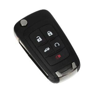 OEM NEW Keyless Entry Remote Fob Transmitter Flip Key 12-20 Impala SS 13586785