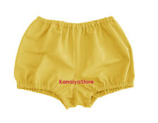 Yellow Cotton Pants Pantaloons India Maid Sissy Adult Baby Fits With Underwear