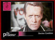 THE PRISONER Auto Series - Vol 1 - ELECTION CANDIDATE - Card #14 Cards Inc 2002