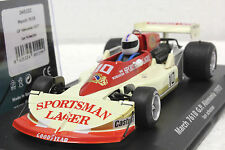 FLY 045102 MARCH 761B IAN SCHECKTER GP ALEMANIA 1977 NEW 1/32 SLOT CAR