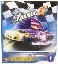 Formula D: Chicago/Sebring (Expansion 1) [New Games] Board Game