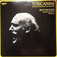 VL 46002 Toscanini Beethoven Symphony no. 9 RCA Half Speed Mastering