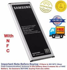 Original OEM Samsung Galaxy Note 4 Battery with NFC - N9100 EB-BN910BBU 3220mAh