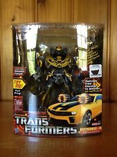 Transformers Costco Gold HFTD Hunt For Decepticons Battle Ops Bumblebee MISB