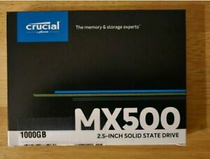 Crucial MX500 SSD 1000GB 1TB 2.5 Inch 7 mm SATA Solid State Drive FAST DISPATCH