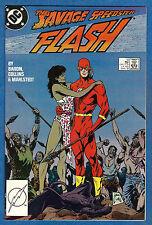 FLASH  # 10 - (2nd series) DC Comics 1988  (vf-)